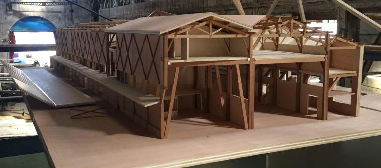 Pour son projet de rénovation, le Garage Moderne en a sous le capot