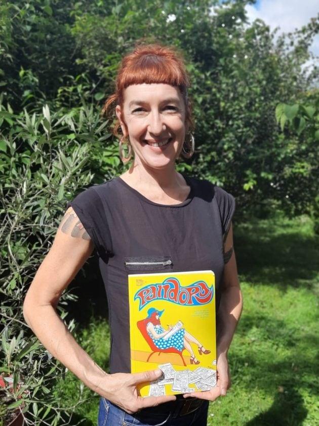 Valérie Murat, auteur de La vigne dans le sang