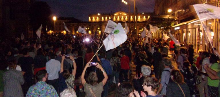 Bordeaux écolo, Hurmic maire : la prise du Palais des Verts