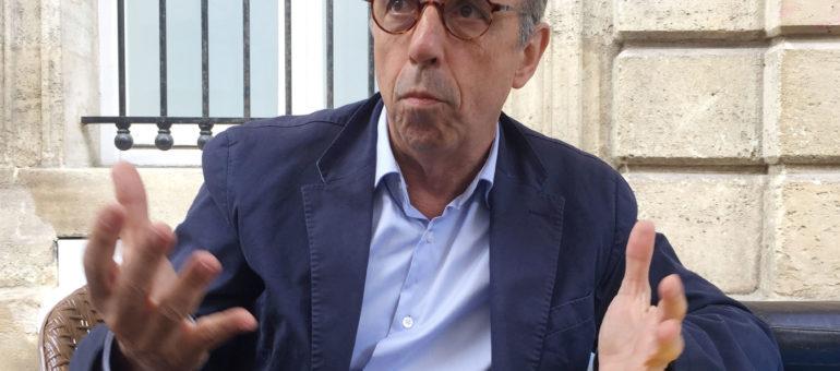 Pierre Hurmic : «Bordeaux a le choix entre la transition écologique ou le conservatisme pantouflard»