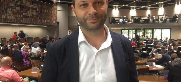 Dimitri Boutleux se veut «le facteur d'une culture propre à Bordeaux»