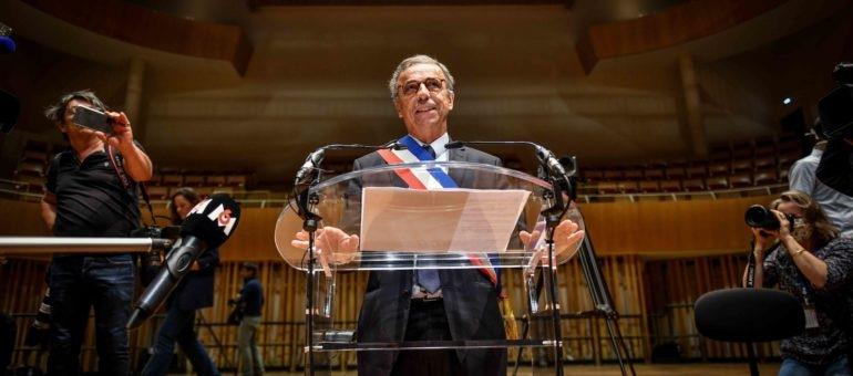Pierre Hurmic dévoile son équipe aux commandes de la mairie de Bordeaux