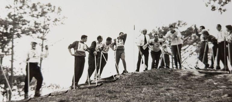 Quand Arcachon était célèbre pour sa station de ski sur… aiguilles de pin