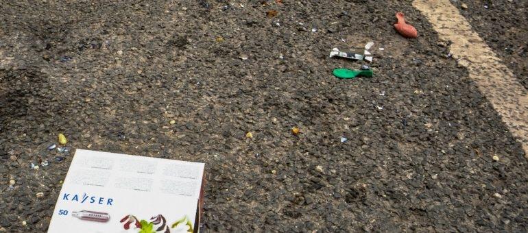 Le gaz hilarant bientôt interdit aux mineurs à Bordeaux ?