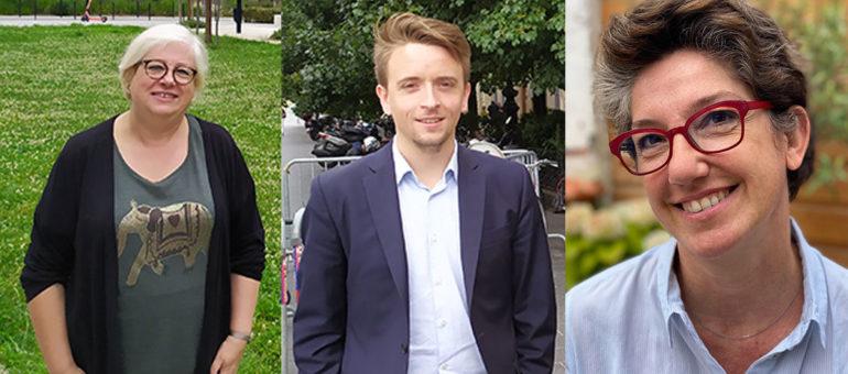 Ces nouveaux visages de l'opposition municipale à Bordeaux