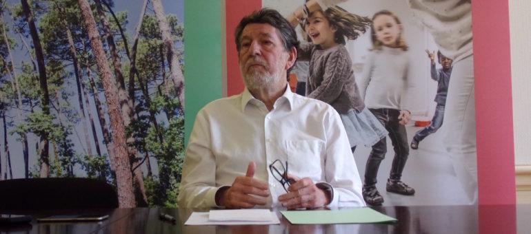 Alain Anziani, futur président de Bordeaux Métropole