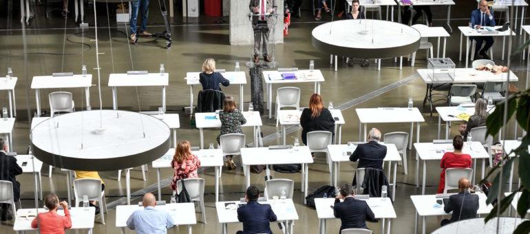 Bordeaux Métropole enterre la cogestion, Alain Anziani élu président