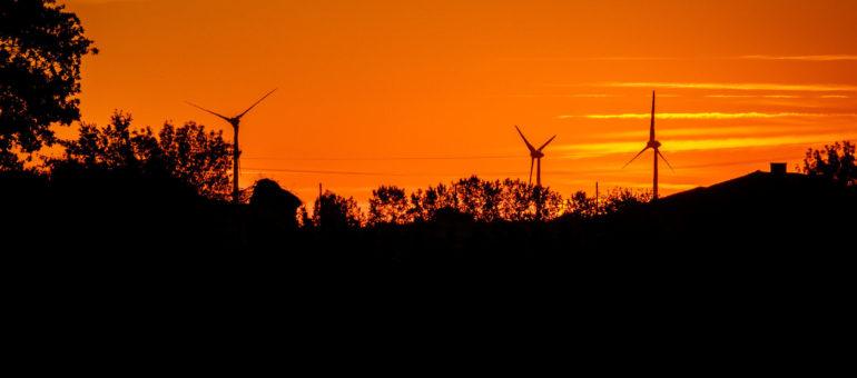 Ils sont vent debout contre «l'invasion éolienne» en Nouvelle-Aquitaine