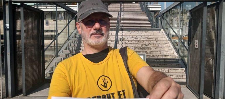 «Décrocheurs» : un militant écologiste de nouveau poursuivi en justice à Bordeaux