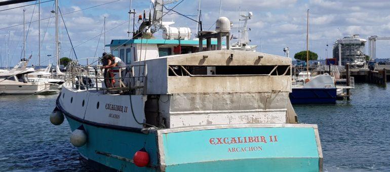 L'horizon s'assombrit pour les pêcheurs girondins face à la pêche industrielle