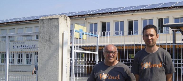 L'entreprise citoyenne Solévent branche Bègles sur courant alternatif