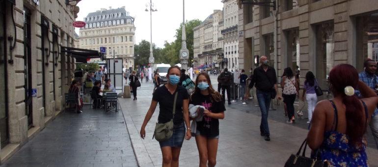 Le masque obligatoire dans tout Bordeaux centre pour contenir l'épidémie