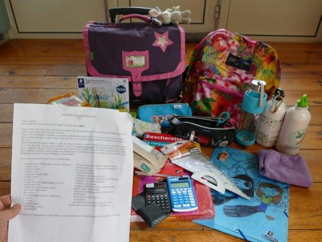 Règles, compas, stylos fonctionnel...Rien ne vaut le ré-emploi pour une rentrée durable! DRFlorenceHeimburger/Rue89Bordeaux