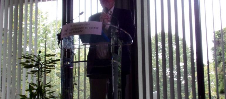 Alain Anziani lance les nouveaux chantiers de Bordeaux Métropole