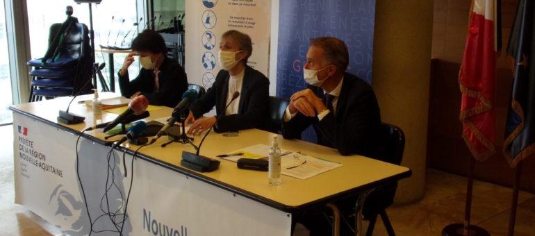 Covid-19 : «agir fortement» pour éviter une alerte maximale en Gironde