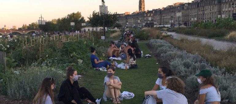 Covid-19 : on ne rigole plus à Bordeaux et sa métropole