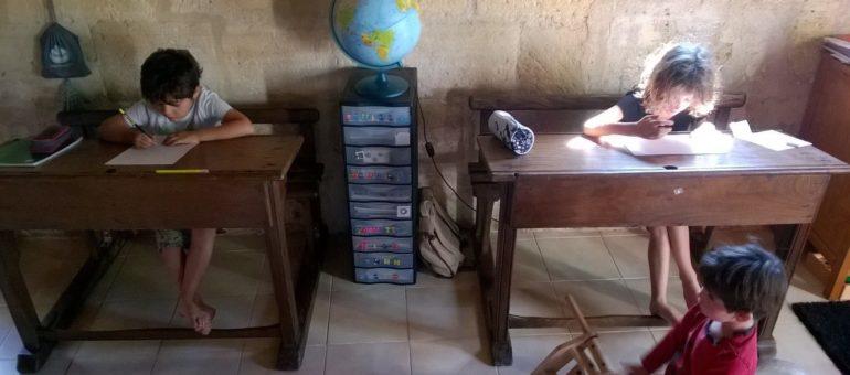 La fin de l'école à la maison va affecter des centaines d'enfants en Gironde