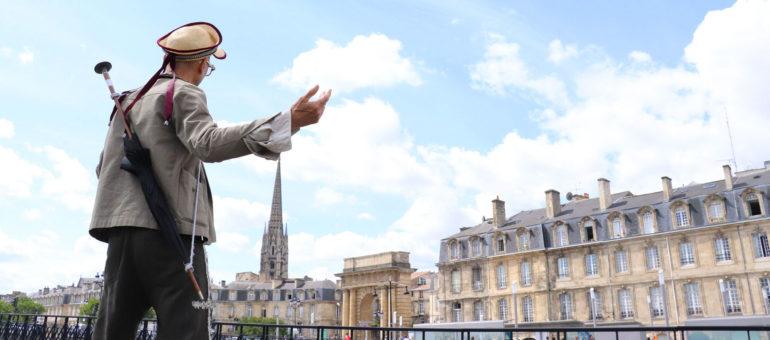 Visite guidée de Bordeaux avec Yves Simone à gagner pour nos abonnés