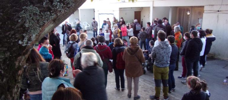 Expulsion imminente pour la Zone libre, les soutiens se mobilisent