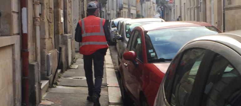 Deux parkings gratuits à Bordeaux pour le confinement, le stationnement résidentiel reste payant