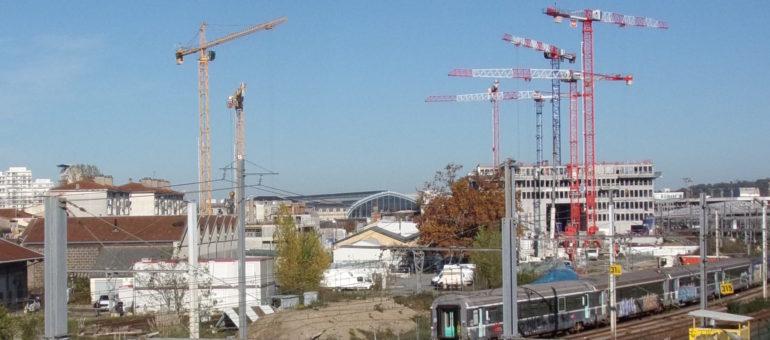 A Amédée Saint-Germain, Bordeaux ne veut pas suivre la voie d'Euratlantique