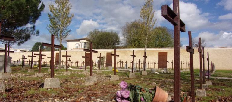 Le cimetière des Oubliés de Cadillac ressuscité