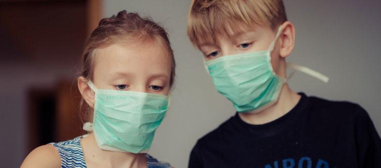 Masque sanitaire pour les enfants : «Les inégalités sont, là encore, bien visibles»