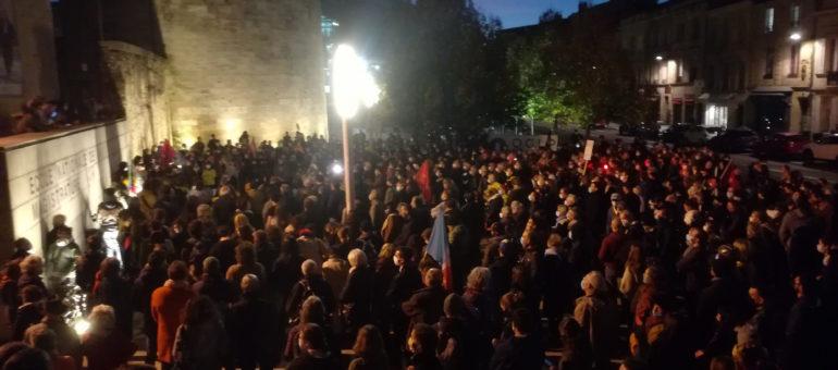 Une Marche des libertés contre la loi Sécurité globale ce samedi à Bordeaux