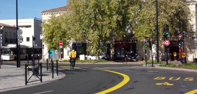 Une campagne de mails au soutien des aménagements cyclables de Bordeaux Sud