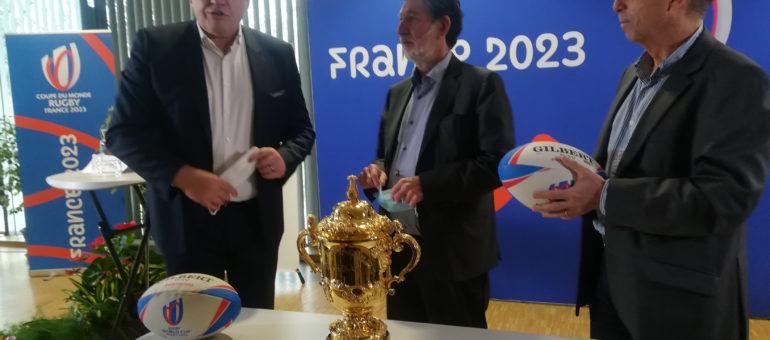 France 2023, une coupe du monde de rugby plus verte et moins chère à Bordeaux