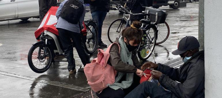 Ces bénévoles qui se bougent pour les sans-abris à Bordeaux