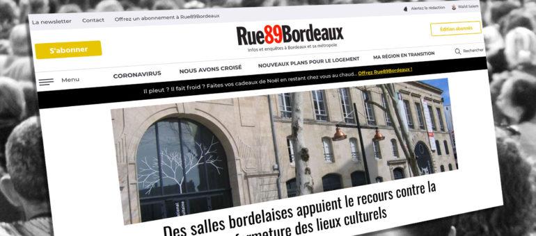 Rue89Bordeaux relooké : un média qu'on n'achète pas mais qu'on peut offrir