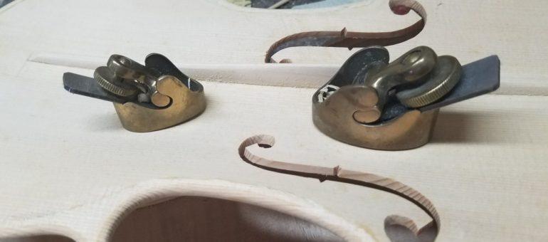 Cécile, luthière «non essentielle» pour 700€ par mois