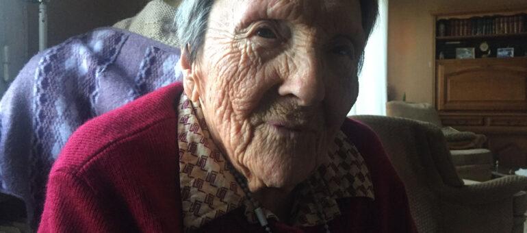 De la grippe espagnole à la covid-19, la «vie ordinaire» de Lucienne Cerisier, 105 ans