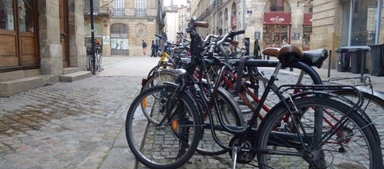 Vols de vélos : quelles parades à ce fléau en hausse à Bordeaux Métropole ?