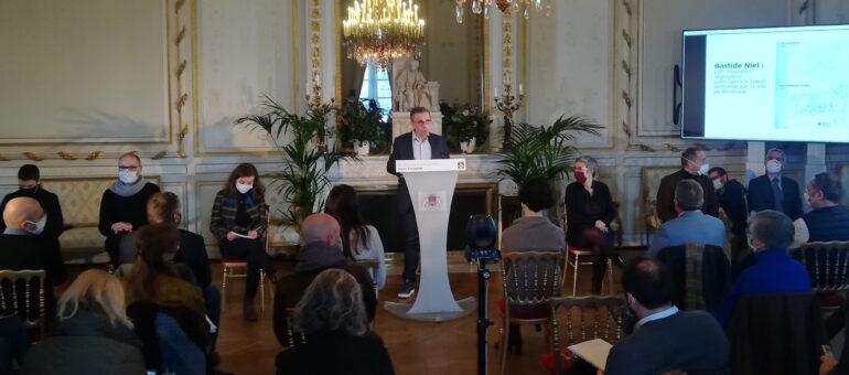Les résolutions de Pierre Hurmic pour Bordeaux en 2021