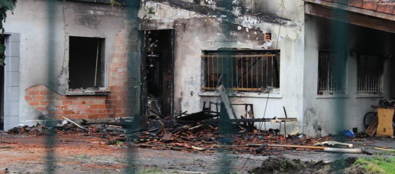 Après l'incendie d'un squat à Pessac, ses occupants ouvrent une nouvelle «maison»