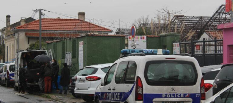 En plein hiver, un bailleur social fait expulser trois familles squattant des logements à Bordeaux