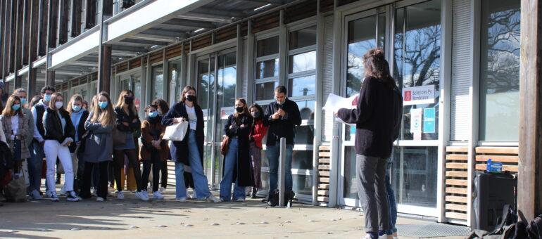 Séance catharsis sur le malaise étudiant à Sciences Po Bordeaux