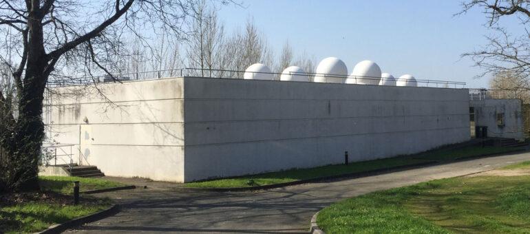 Une station internet Starlink d'Elon Musk atterrit discrètement à Villenave-d'Ornon