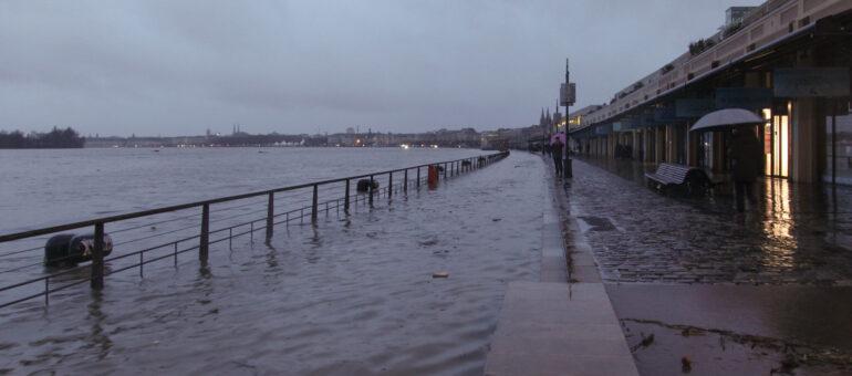 Le risque inondation est-il sous-estimé à Bordeaux et en Gironde ?