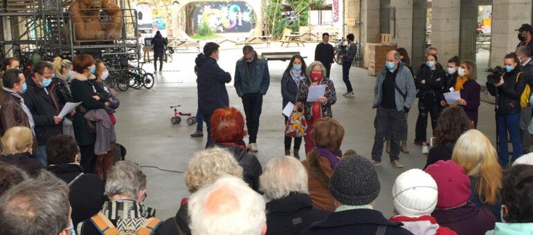 Le collectif de soutien de la Zone libre dresse «un bilan humain» une semaine après l'expulsion du squat