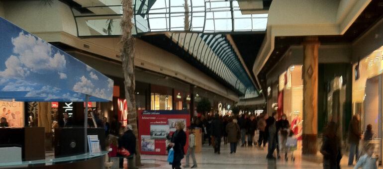 Covid-19 : 11 centres commerciaux fermés en Gironde