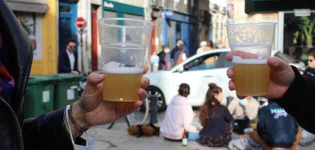 A Bordeaux, le dernier verre flirte avec le couvre-feu