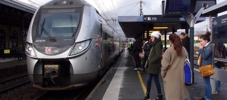 Les trains et les cars bientôt gratuits pour les étudiants en Nouvelle-Aquitaine
