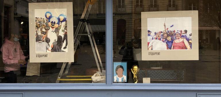 Expositions et déambulations à Bordeaux et en Gironde
