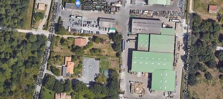 Le Groupe Pena accusé d'inertie face aux pollutions de son usine de Mérignac