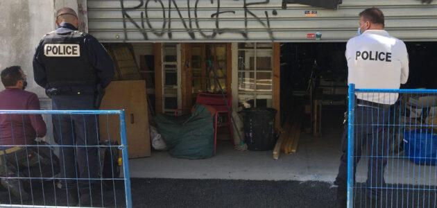 Après l'expulsion du Volcan, l'agence immobilière porte plainte pour harcèlement et diffamation