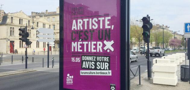 «Artiste, c'est un métier ?» : la question qui fâche… les artistes
