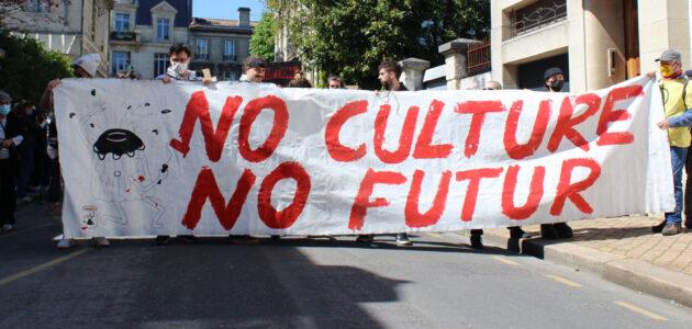 300 personnes pour soutenir Le Volcan après son expulsion et contre «la mort de la culture»